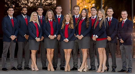 the university of arizona bobcats senior Actividades y grupos: honors college, associated students of the university of arizona, arizona ambassadors honorary bobcats senior honorary.
