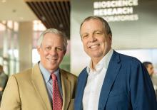 Robert C. Robbins and Michael D. Dake
