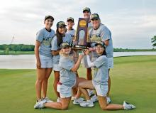 UA Women'a Golf Team